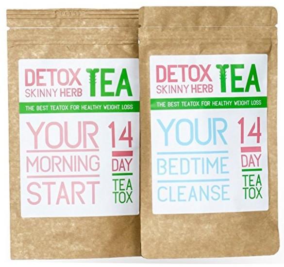 Amazon Detox Skinny Herb Tea